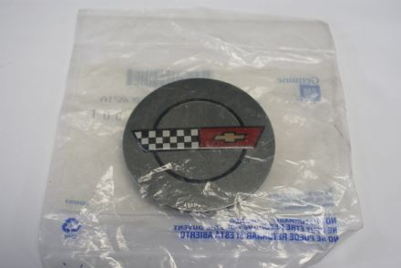 C4 Corvette,Wheel Centre Cap,Gray,GM 10052096,New